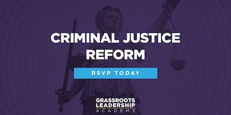 AFP Foundation IA: Criminal Justice Reform - Davenport tickets