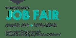 Job Fair - Over 60 Hiring Employers