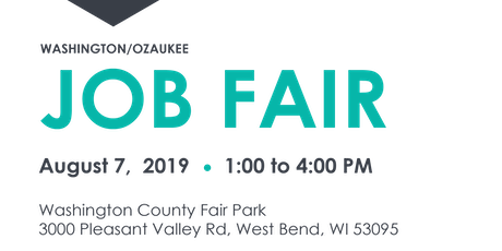 Job Fair - Over 60 Hiring Employers tickets