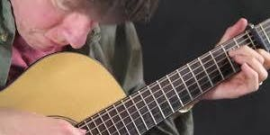 An Evening with Steve Baughman- Celtic Guitar and Clawhammer