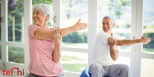Free Healthy Aging Workshop: Fitness & Nutrition in The 21st Century