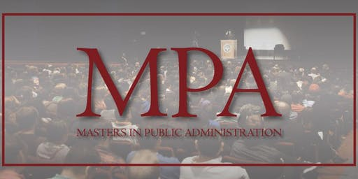 MPA Orientation and Happy Hour