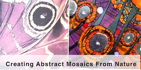 Creating Abstract Mosaics From Nature tickets