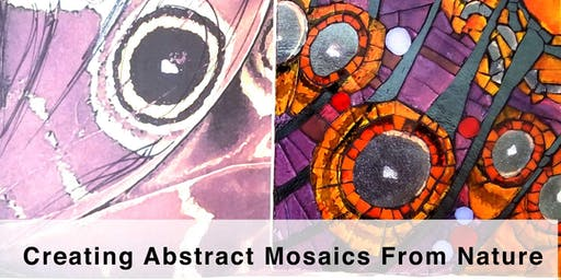 Creating Abstract Mosaics From Nature