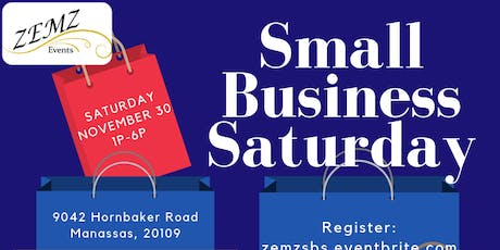 Small Business Saturday at the Zen Lounge tickets