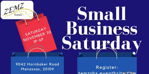 Small Business Saturday at the Zen Lounge