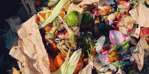 Motor Ave Community Garden Compost Workshop