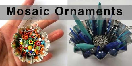 Mosaic Ornaments Workshop tickets