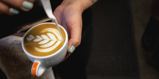Latte Art Class @ Chromatic Roastery