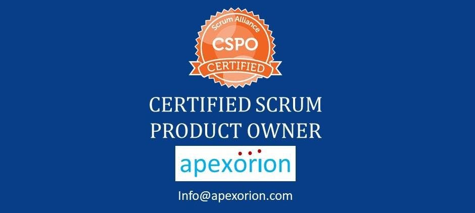 CSPO (Certified Scrum Product Owner) - Sep 23-24, Chandler, AZ