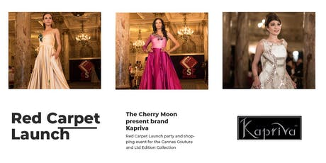 The Cherry Moon London store  presents UK designer Kapriva Couture tickets