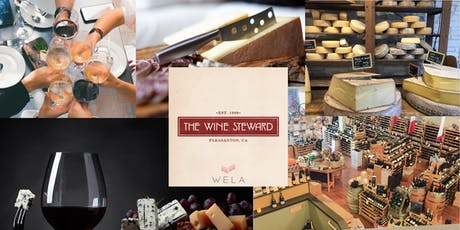 WE Mix Happy Hour: Cheese + Wine Pairing w/ Cathy Novacek, The Wine Steward tickets