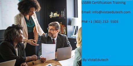 Lean Six Sigma Black Belt (LSSBB) Certification Training in Pocatello, ID tickets
