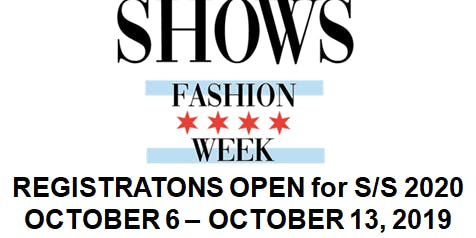 Fashion Photographers & Videographers for Fashion Week in Chicago October 6th to October 13th!