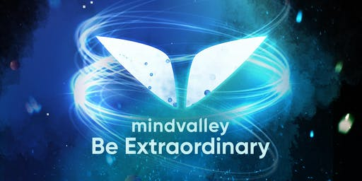 Mindvalley 'Be Extraordinary' Seminar - First time in New Jersey!