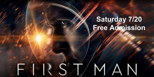 First Man - 4K Ultra HD Dolby Atmos Surround