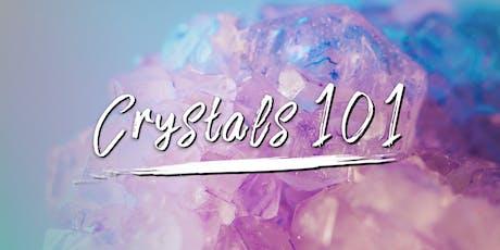 The Crystal 101 Workshop-LIVE WEBINAR tickets