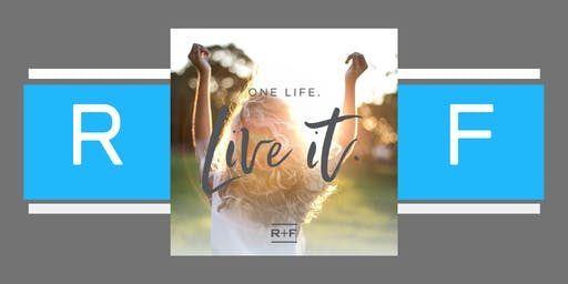 """Live Your Best Life                A Rodan + Fields """"Lunch & Learn""""  Event"""