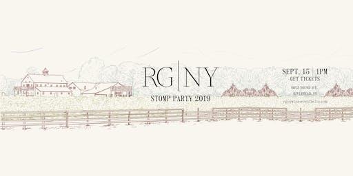 Stomp Party at RG|NY