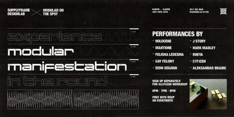 Modular Manifestation  tickets