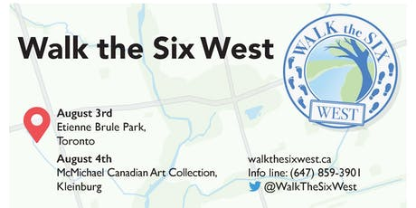 Walk the Six West 2019 (Toronto) tickets