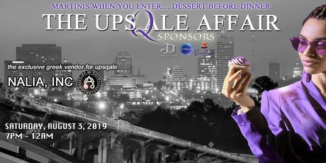 THE UPSQALE AFFAIR tickets