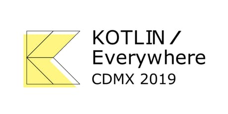 Kotlin/Everywhere Mexico Tour CDMX boletos