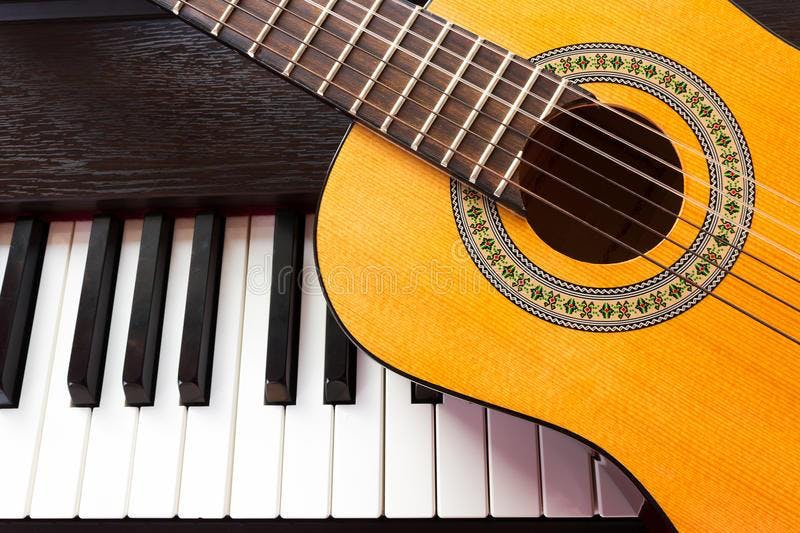 Group Piano/Guitar Classes