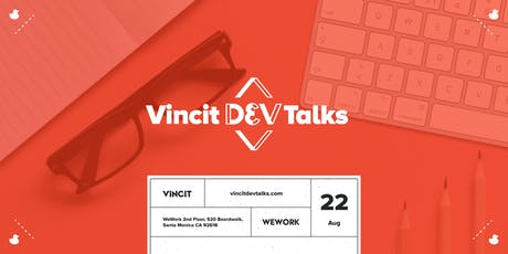 Vincit Dev Talks ft. Shopify Speakers tickets