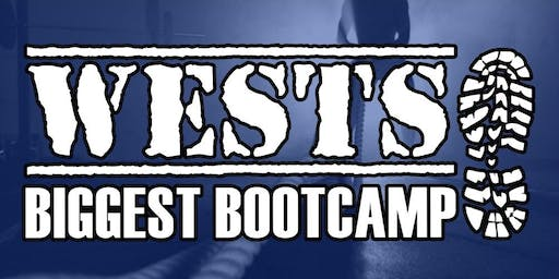 Wests Biggest Bootcamp