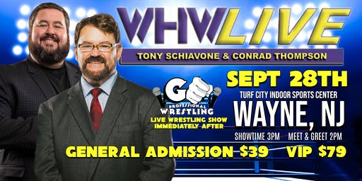 WHW LIVE! with Tony Schiavone