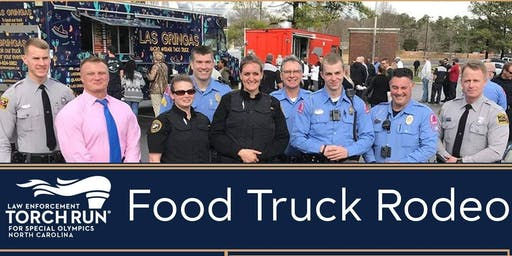 Food Truck Rodeo for Special Olympics