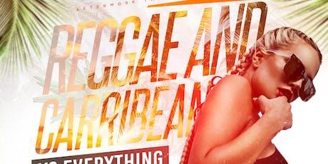 Reggae and Soca vs Everything  tickets