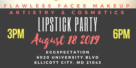 Lipstick Party tickets