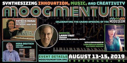 Moogmentum: Synthesizing Innovation, Music, and Creativity