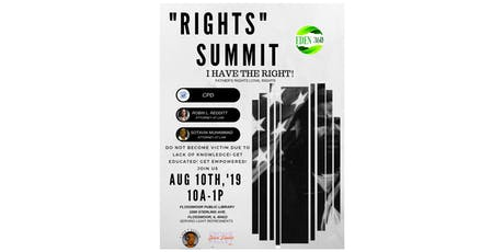 I HAVE THE RIGHT! (FATHER'S/CIVIL RIGHTS) tickets