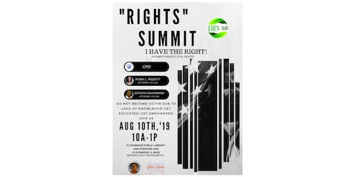 I HAVE THE RIGHT! (FATHER'S/CIVIL RIGHTS)