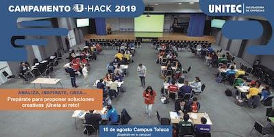 Campamento U-Hack 2019 Tol