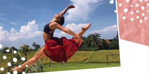 Embodied Dance Journey with Teresa Cisneros []TheSpaceVta[]
