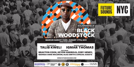 Future x Sounds NYC: 50th Year Anniversary of Black Woodstock tickets