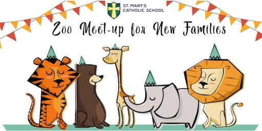 St. Mary's New Family Meet-Up at the Zoo