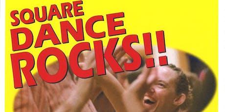 Square Dance Rocks tickets