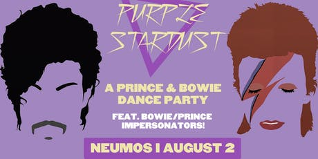 Purple Stardust - A Prince & Bowie Dance Party tickets