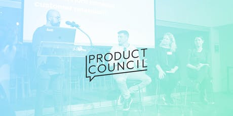 Product Council: Nov. 12, 2019 tickets