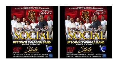 IOTA PHI THETA - THURSDAY NIGHT SOCIAL tickets