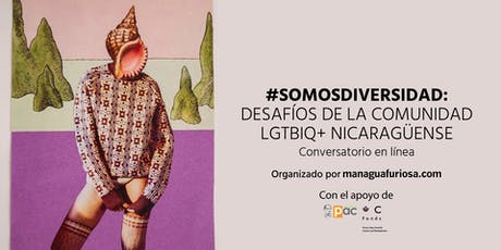 #SomosDiversidad: Desafíos de la comunidad LGTBIQ+ nicaragüense (Webinar) entradas