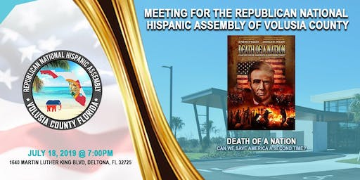 2019 July General Meeting for Volusia County Chapter