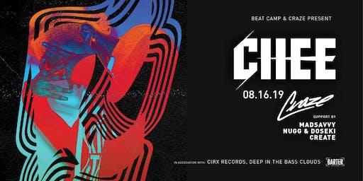Chee + Dj Craze (Barter Wynwood)
