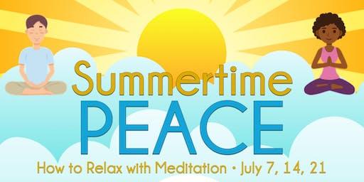 Summertime Peace