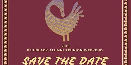 FSU Black Alumni Reunion 2019 tickets